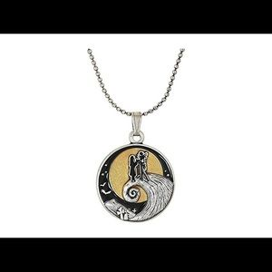 Alex and Ani Nightmare Before Christmas Necklace